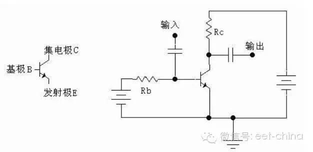 三极管的工作原理及开关电路